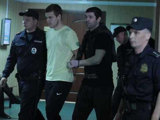 Суд отказал подельнику Кокорина и Мамаева в досрочном освобождении