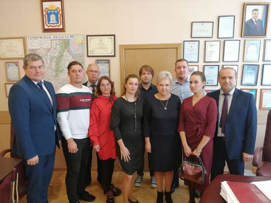 В Тамбовской области появилось 20 «Земских докторов»