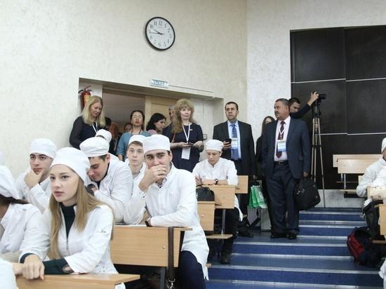 В Ставрополе обсудили мировые тренды в медицинском образовании
