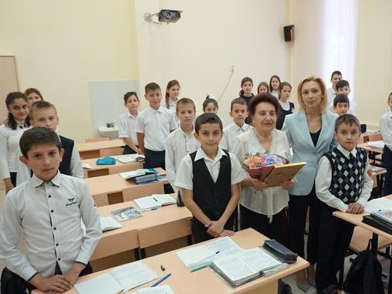 Вице-спикер Госдумы поздравила ставропольских педагогов-ветеранов