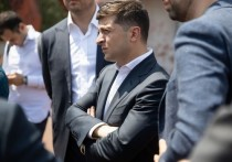 В офисе Зеленского изъяли документы об инциденте в Керченском проливе