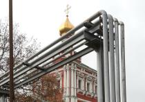Новодевичий монастырь в конце сентября заметно преобразился