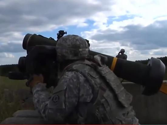 СМИ: Госдеп США одобрил поставку Украине комплексов Javelin
