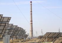 Доля солнца в казахстанской энергетике возросла