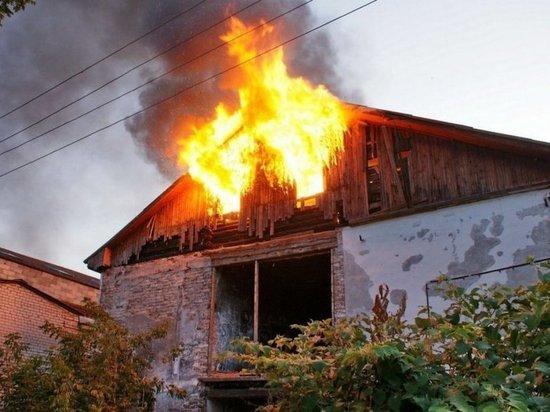 Житель Таганрога сгорел в собственном доме из-за непотушенной сигареты