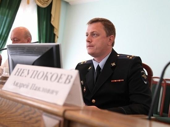 После служебной проверки уволен замначальника ГУ МВД по НСО