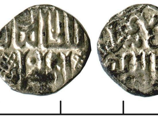 Под Рязанью на поле Вожской битвы нашли монеты времен Золотой Орды