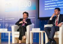 Наталья Комарова принимает участие в конференции «Edcrunch-2019»