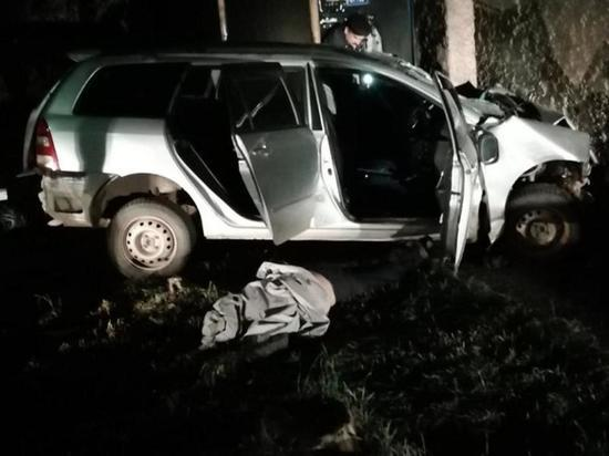 В Братске в ДТП погиб водитель, пытавшийся удрать от ДПС
