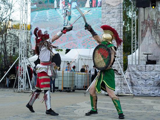 Исторический фестиваль «Эфес Кубани» во второй раз пройдёт в Краснодаре