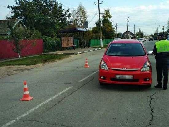 В Славянске-на-Кубани легковушка сбила 14-летнюю девушку