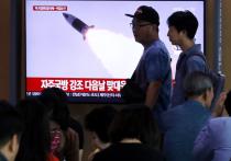 Эксперт оценил последствия запуска КНДР ракеты: «Всегда в сторону Японии»