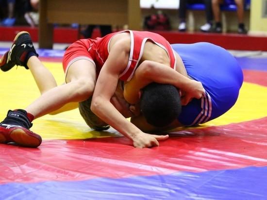 В Иванове прошел турнир по вольной борьбе