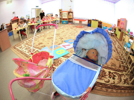 До 2021 года в Крыму построят семь детских садов