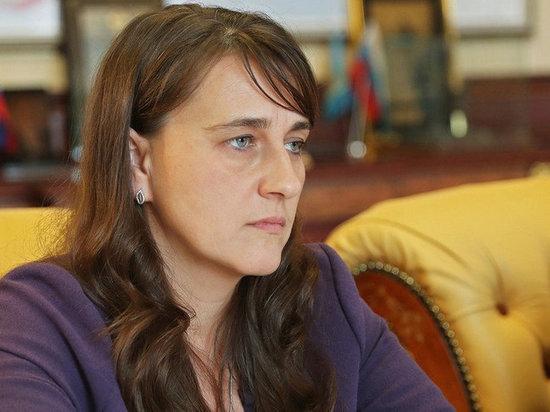 Министр экономразвития Крыма ушла в отставку
