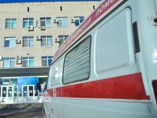 Пожилая волгоградка скончалась по пути в больницу