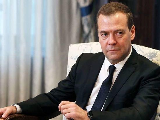 В октябре Алтайский край посетит Дмитрий Медведев