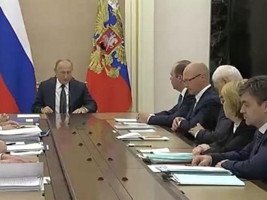 Ивановский губернатор принял участие в совещании у президента России