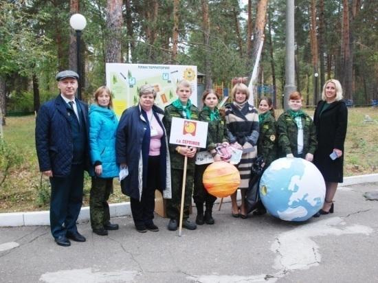 Лучшие юные лесоводы учатся в Данковской школе Серпухова
