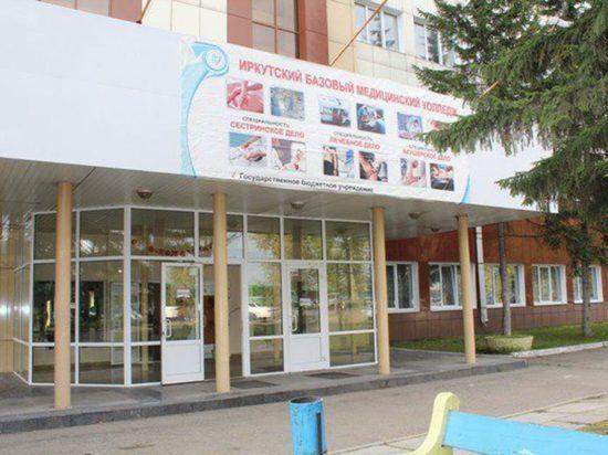 В медколледже Иркутска из-за задымления эвакуировалось 35 человек