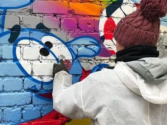 Ивановский детдом раскрасили художники из Москвы и Питера