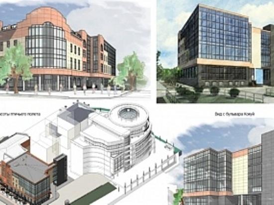 В Иванове построят два новых дома и развлекательный центр