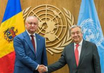 Игорь Додон: Мы должны действовать в национальных интересах Молдовы