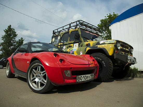 Владелец Smart Roadster рассказал про особенности его вождения в России