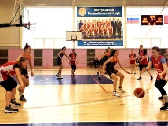 Баскетболистки из Иваново приняли участие сразу в двух турнирах, проходивших одновременно