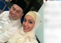 Вскрылись пикантные подробности развода экс-короля Малайзии с «Мисс Москва»