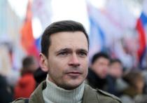 Илья Яшин: «Ксению Собчак сложно не вспоминать»
