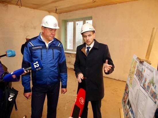 Новые детские сады в Череповце сдадут до конца года