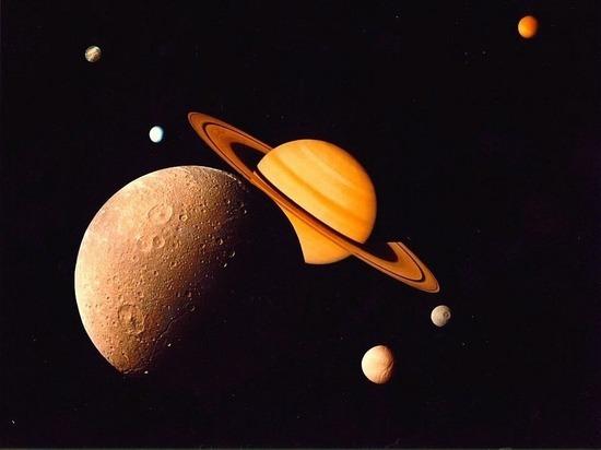 Наспутнике Сатурна найдены признаки жизни