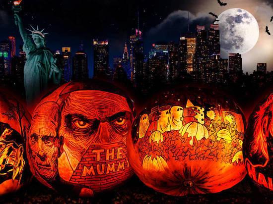 Календарь событий к Хэллоуину