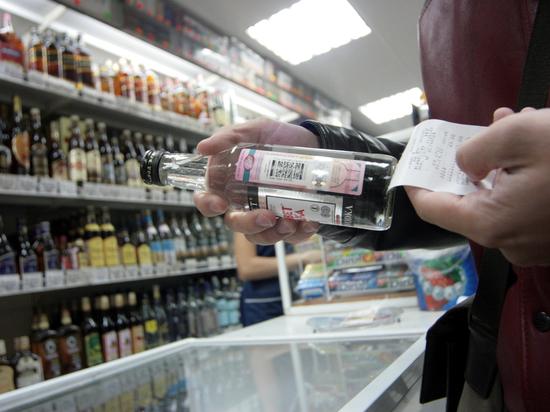 Минфин предложил увеличить минимальную стоимость бутылки на 50 рублей