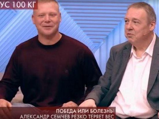 Известный актер Александр Семчев наладил отношения с брянским сыном