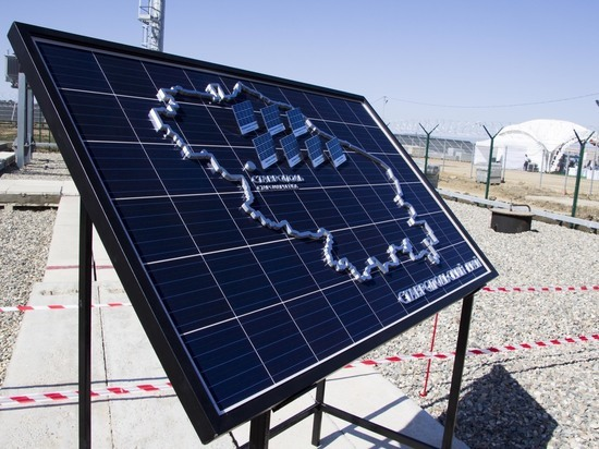 Первая на Ставрополье солнечная электростанция вошла в топ-5 в России
