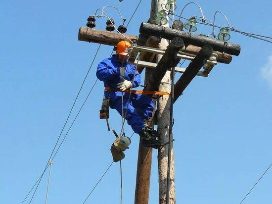 В Южском районе могут возникнуть проблемы с электроэнергией