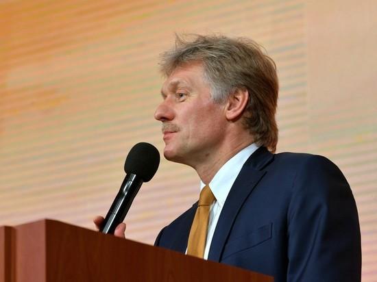 Песков прокомментировал тайное присвоение Чемезову звания Героя России