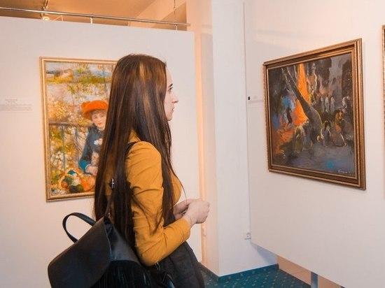 Рязанцев приглашают посетить выставку репродукций импрессионистов