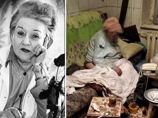 Известный барнаульский врач живет в нечеловеческих условиях
