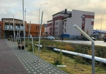 Полиция нашла сломавших фонари в Салехарде вандалов