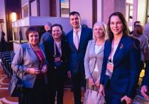 О мерах поддержки югорчанок рассказали на международной конференции в Белграде