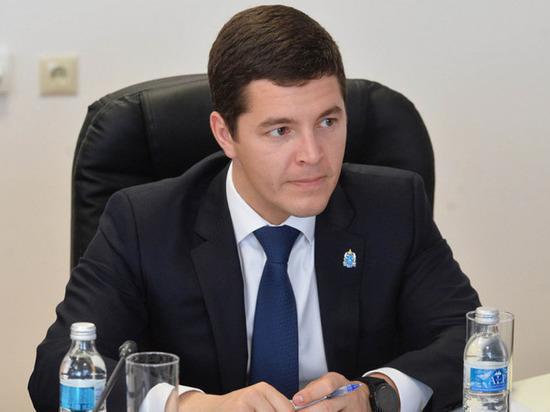Дмитрий Артюхов улучшил свои позиции в рейтинге влияния губернаторов