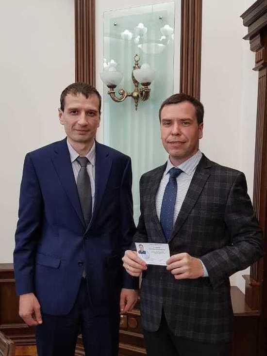 Владимиру Смирнову нашли замену в Екатеринбургской гордуме