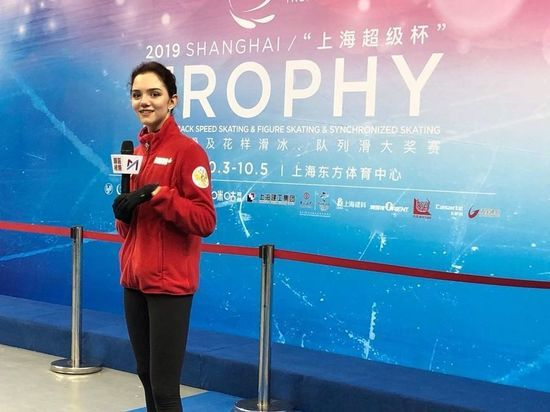 Двукратная чемпионка мира победила на турнире в Шанхае
