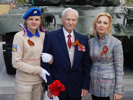 Вице-спикер Госдумы навестила «старшего друга» в Ставрополе