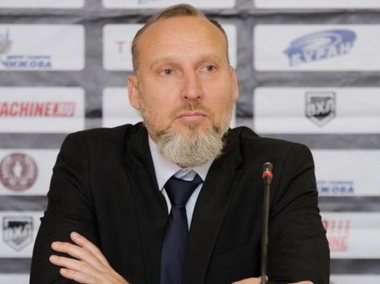 Главного тренера воронежского «Бурана» отправили в отставку