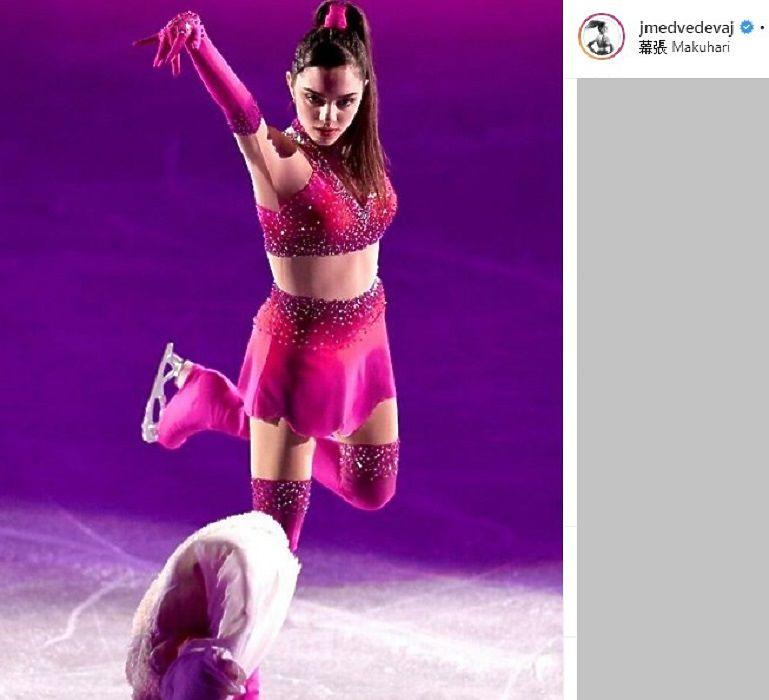 Медведева выиграла: фигуристка одержала первую победу с февраля