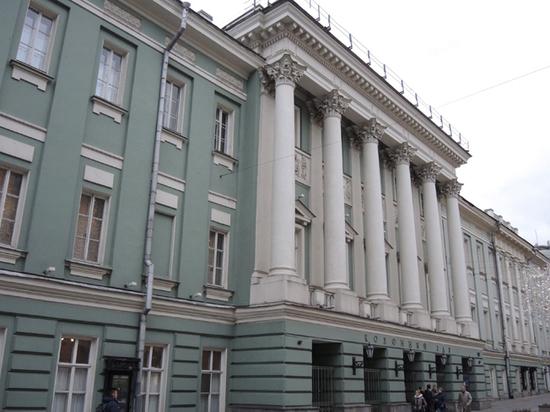 Стали известны детали «переселения» в Колонный зал Дома Союзов